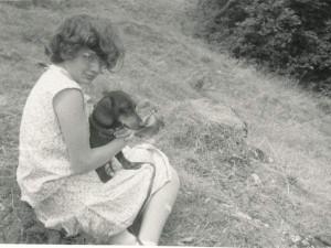 Der Hund, mit dem alles anfing, war noch kein Ridgeback, sondern ein Dackel: CORNET VON DER AALAU
